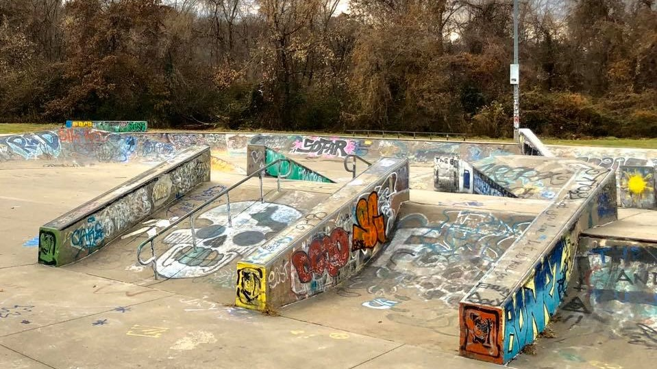 Pleasant Valley Skate Park