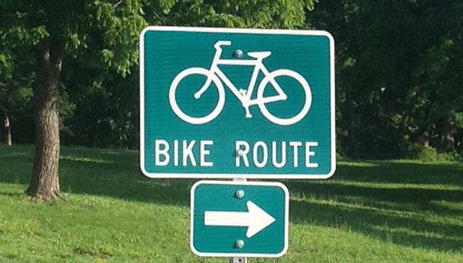 Belmont Boulevard Bikeway