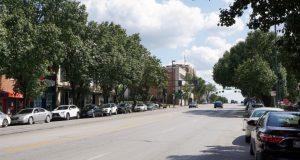 Broadway Boulevard Bikeway