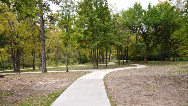 Fairfield Park Trail