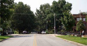 Gladstone Boulevard Bikeway