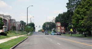 Linwood Boulevard Bikeway