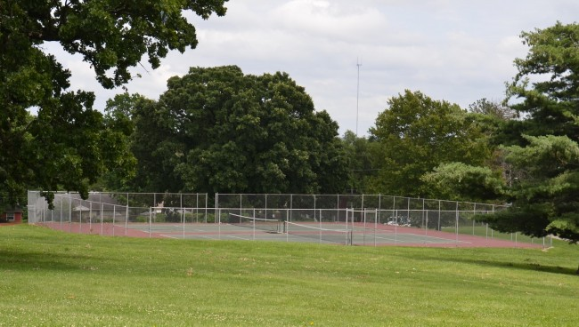 Budd Park Tennis Courts