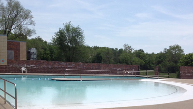 Line Creek Community Center Pool