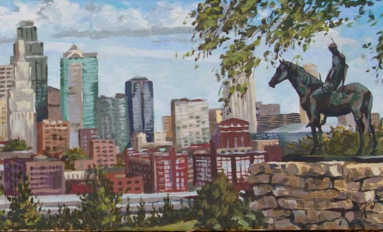 Plein Air KC Begins