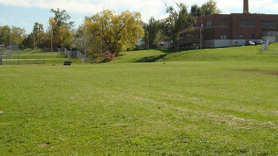 Central Park Football Field