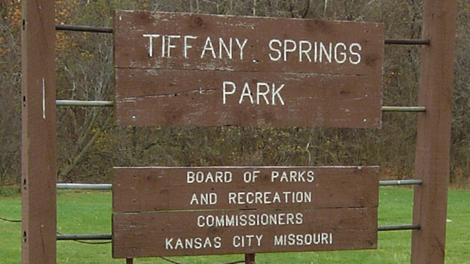Tiffany Springs Park Football Field