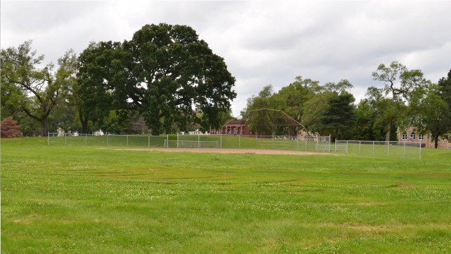 Budd Park Ball Diamond