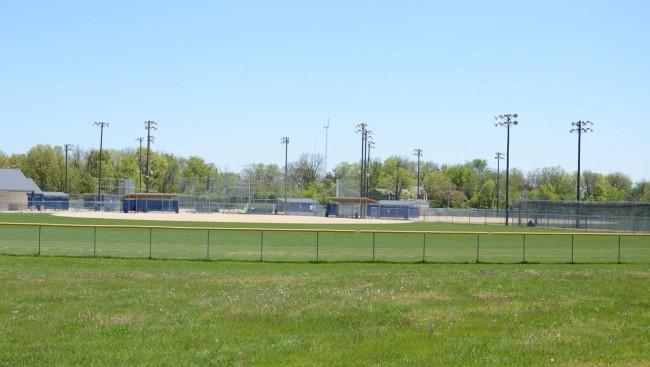 Cleveland Park Ball Diamond