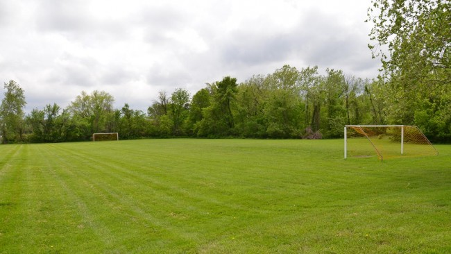 Frank Vaydik Park Football Field