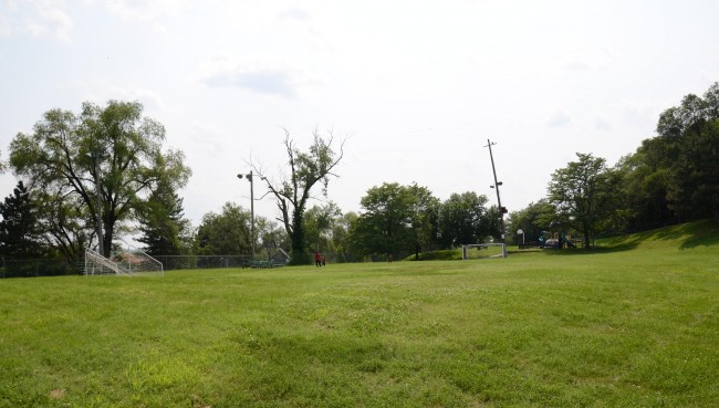 Gage Park Football Fields