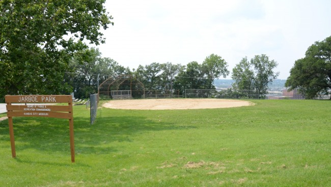 Jarboe Park Ball Diamond