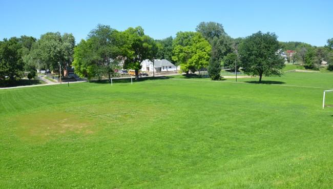 Dr. Johnstone Lykins Square Soccer Field