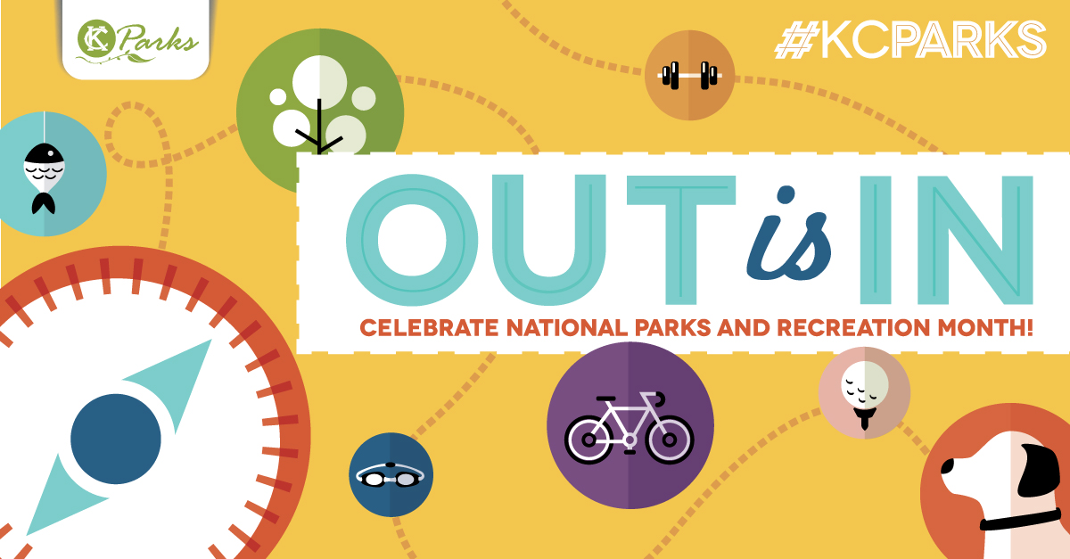 Celebrate National Parks and Recreation Month!