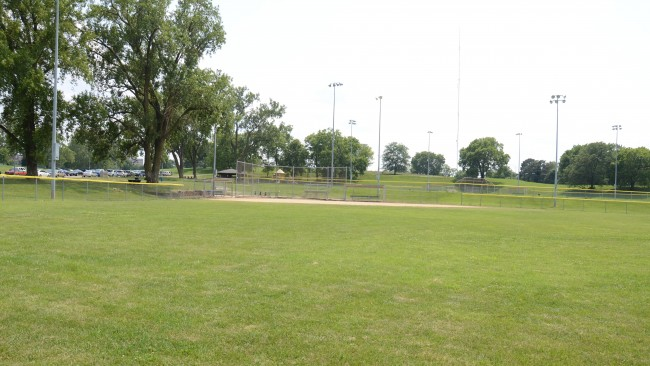 Penn Valley Park Ballfields