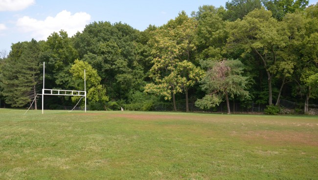 Roanoke Park Soccer Fields