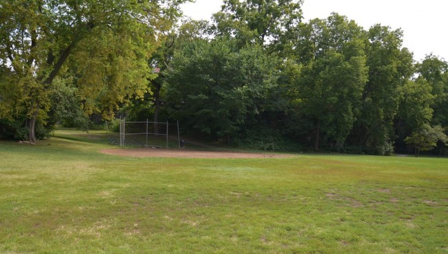 Roanoke Park Ball Park
