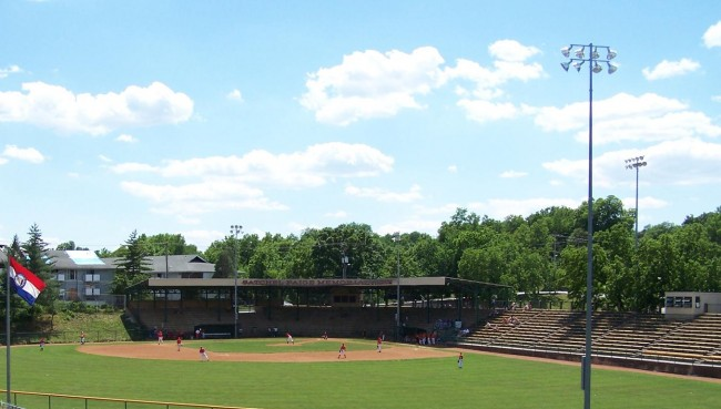 Satchel Paige Stadium Ball Park