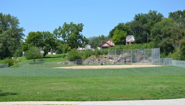 Spring Valley Park Ball Diamond