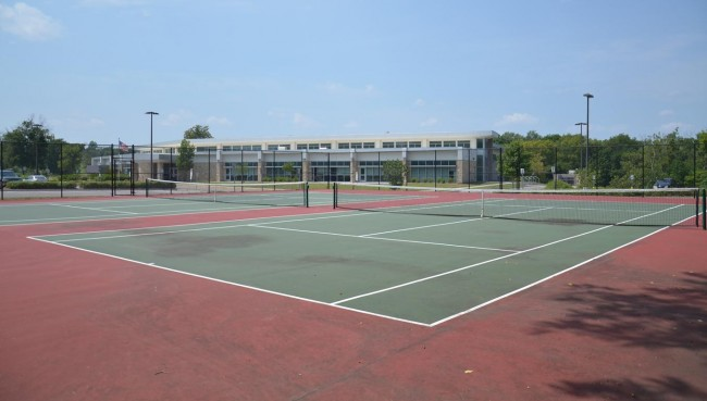 Swope Park Tennis Courts