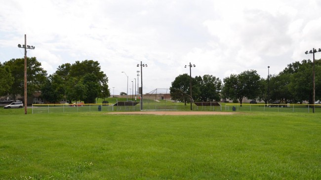 The Grove Ball Diamond