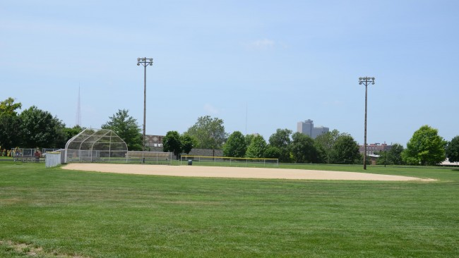 The Parade Ball Diamond