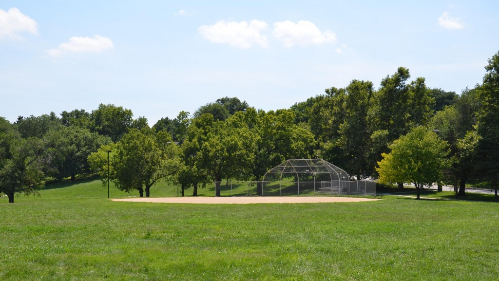 Westwood Park Ball Diamond