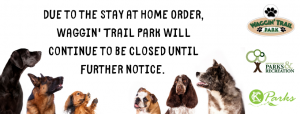 Waggin Tail Park close Flyer