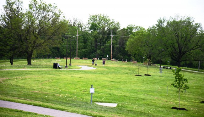 Hidden Valley Park Disc Golf