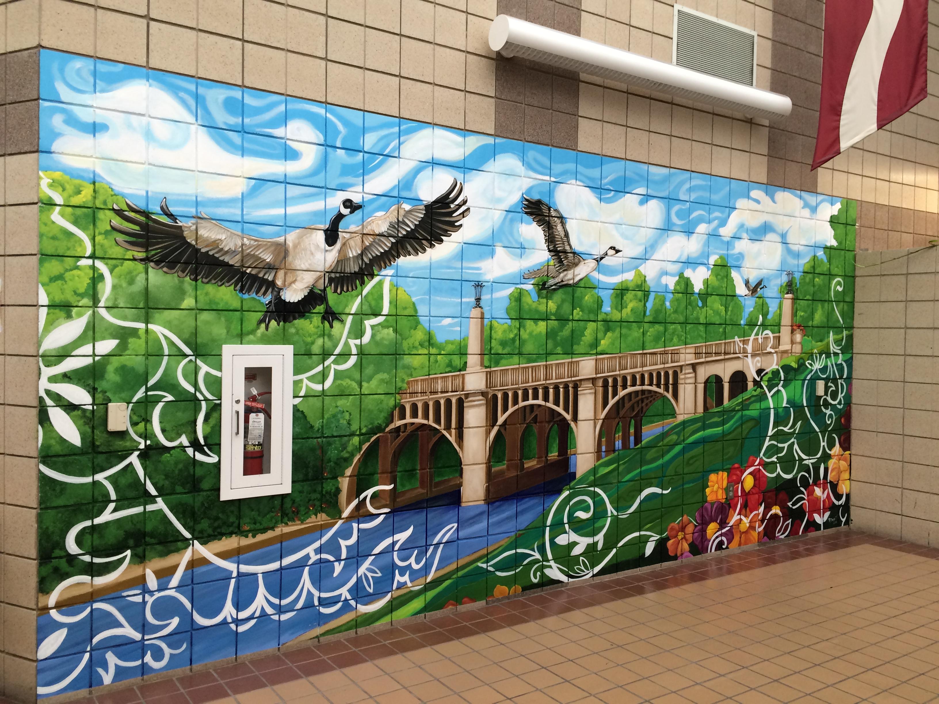 MAPIT Program Beautifies KC Parks Community Centers