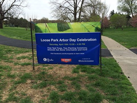 Bayer Advanced and KC Parks Host Arbor Day Celebration