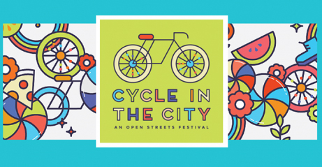 'Cycle in the City' offers Free Family Fun May 16