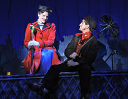 'Dream Team' Reassembles to Produce Mary Poppins at Starlight Theatre
