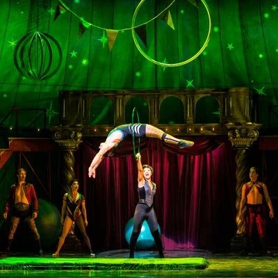 High-Flying Musical Spectacular PIPPIN, Winner of 4 Tony Awards®, Lights Up Starlight Theatre on June 30-July 5