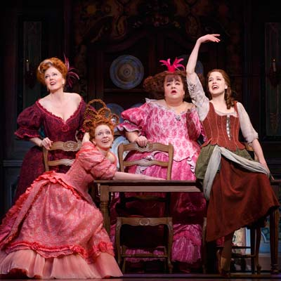 'A Lovely Night' in Store when Rodgers & Hammerstein's Cinderella Transforms Starlight Theatre on July 7-12