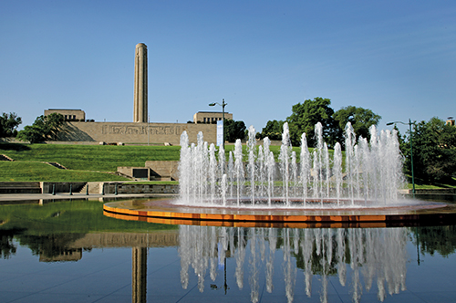 Tranquil Trickle: Considerations in Designing and Maintaining Public Fountains