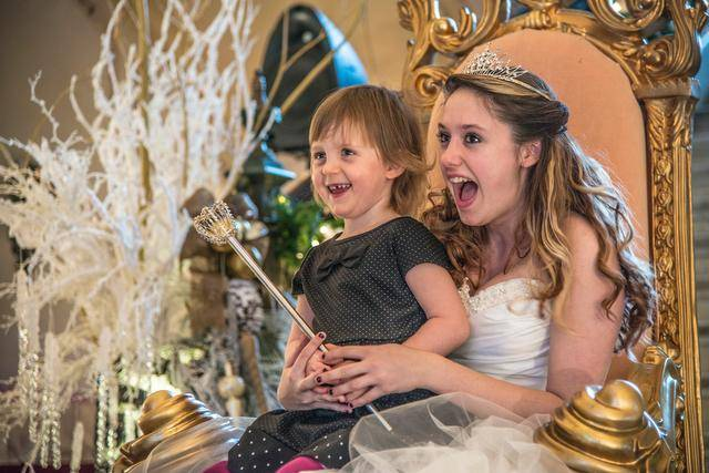 Fairy Princess Tradition Continues at Kansas City Museum