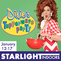 Dixie's Tupperware Party Launches Starlight Indoors