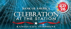 Bank of America celebration at the station