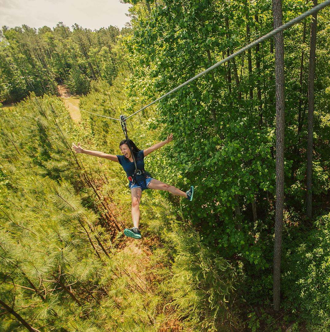 Go Ape Zipline Adventure Park Kc Parks And Rec