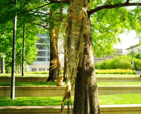 Art in the Park presents Backstrap Weaving Event