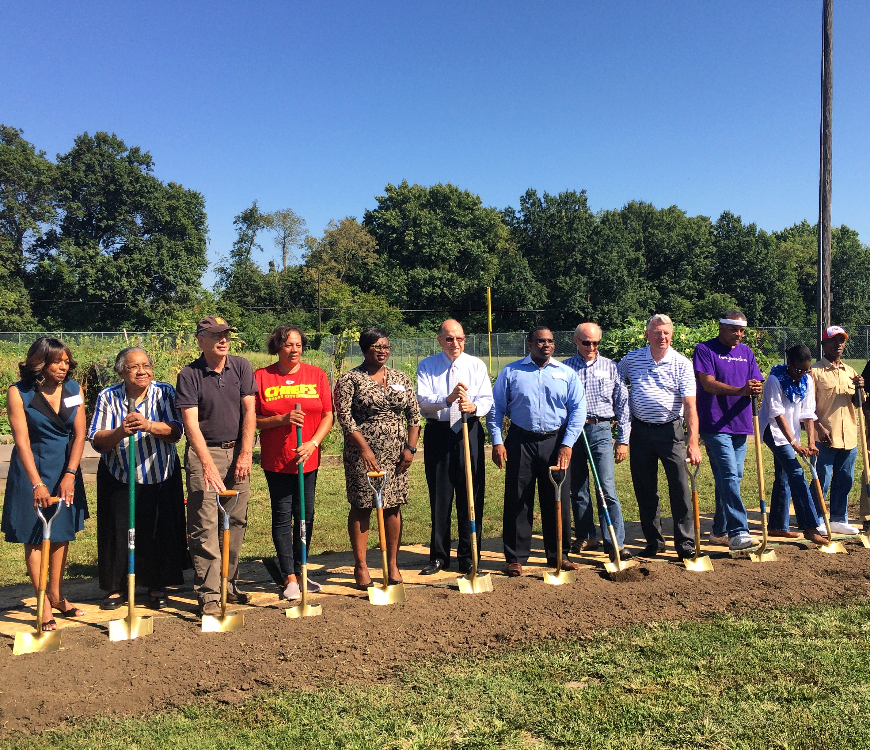 Kansas City Community Gardens Expansion in Swope Park