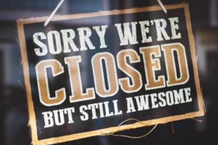 CLosed but awesome