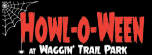 Howl-o-ween at Waggin Trail Park Cover