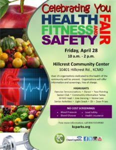 Celebrating You Health Fair 2017