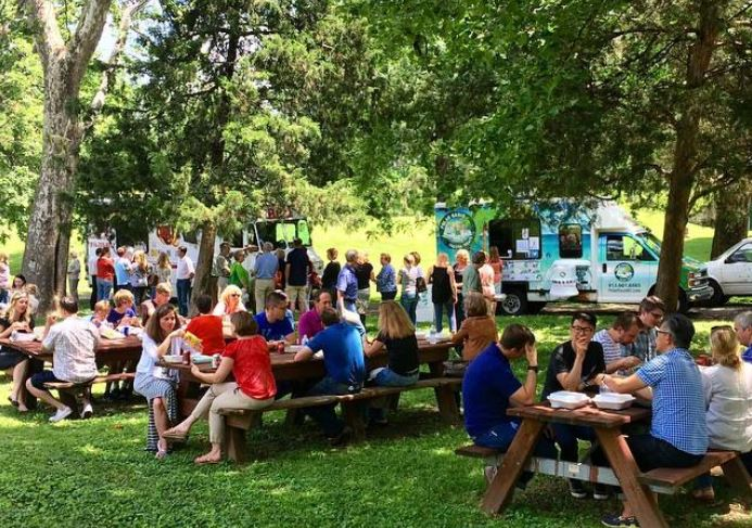 NEWS: PorchFestKC Preview Kickoff with Food Truck Friday at Union Cemetery