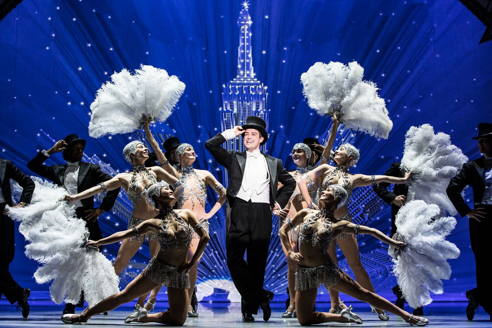 An American in Paris will Enchant Starlight Audiences July 11-16