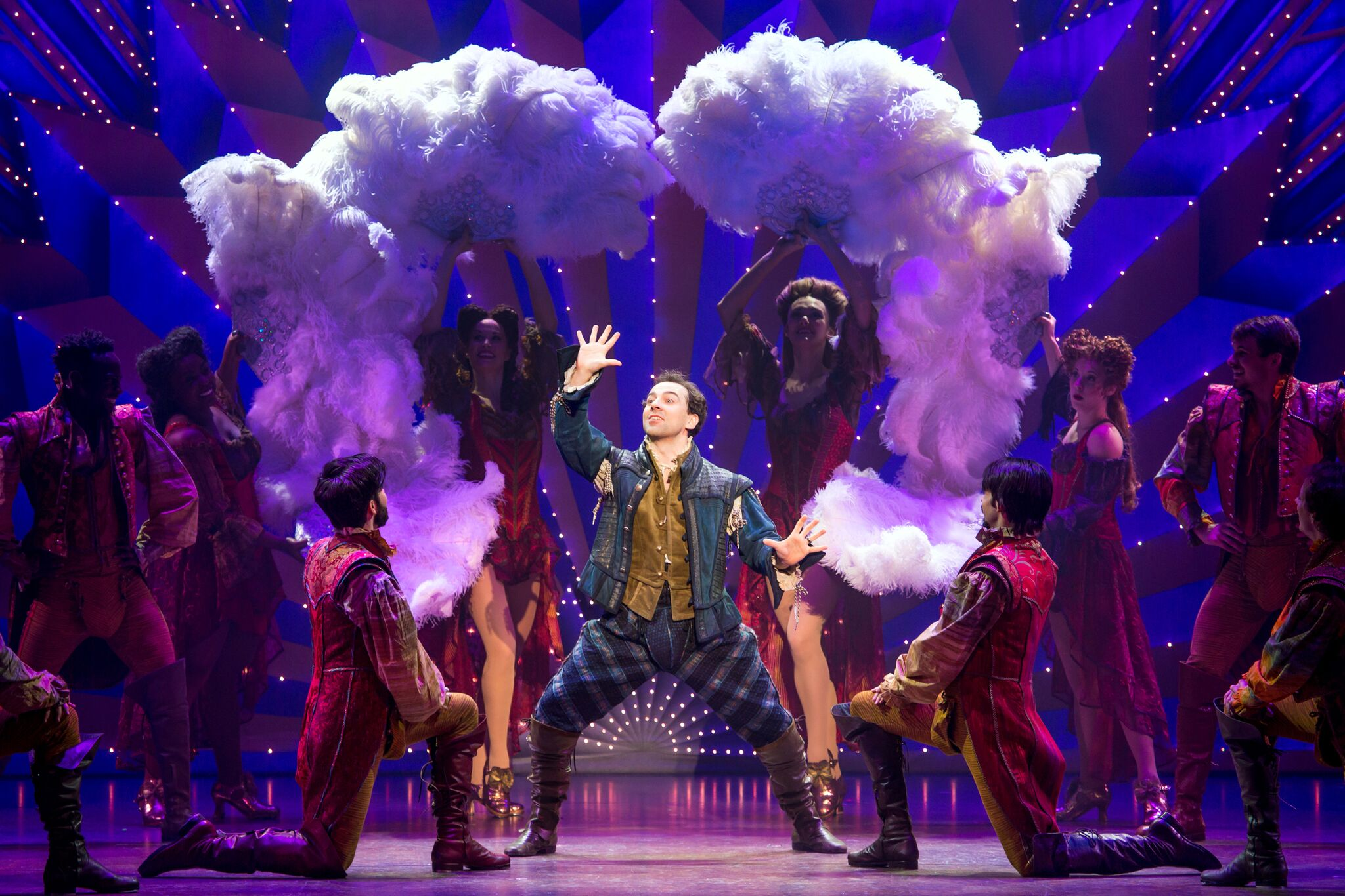 Something Rotten! will leave Starlight Theatre Audiences Laughing All the Way Home