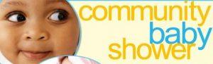 Community Baby Shower