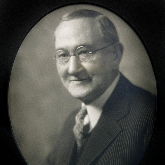 ROBERT E. GEES (1932-1940) #49As part of #KCParks125, we are featuring all 104 Park Board Commissioners in order of their service.Robert Welmore Gees (1864-1942) was born in Baltimore, Maryland.  At age twenty, he moved to Kansas City and worked as a salesperson and clerk in the plant nursery business and then the grocery business.  He became involved in the wholesale business of selling fruit and vegetable produce and started the R. W. Gees Commission Company.  Mr. Gees was the first president of the Kansas City Produce Dealers Association and a president of the Western Fruit Jobbers Association.  In 1921, he and several others began the Empire Storage and Ice Company of which he became President. Robert Gees married Clara Morton of LeRoy, Kansas in 1891. A notable event was in 1908 when Robert and Clara made a trip by motor car from Kansas City to Denver. It took fourteen days.  It is believed that Clara Gees was one of the first if not the first woman to make this trip by car.Mr. and Mrs. Gees did not have children but both used great energy in the support of children's welfare.  Along with involvement with the Boy and Girl Scouts, they gave property in the Lee's Summit, Missouri area for a boys camp organized run by the Rotary Club in 1928.  This camp ground is still operative and is used by several groups who support children's camps. Mr. Gees was also a member of the Chamber of Commerce, the Elks, the Ararat Shrine and the Rotary Club.  His hobbies included fishing and working with various charities.In December 1932 Mr. Gees was appointed to the Park Board to replace Park Board member L. Newton Wylder who died in July 1932. He stayed on the Park Board until May 1940.  He continued as President of the Empire Storage and Ice Company until his death in 1942.